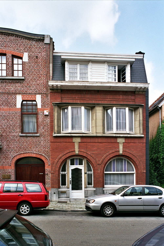 Rue Jean-Gérard Eggericx 30., 2005