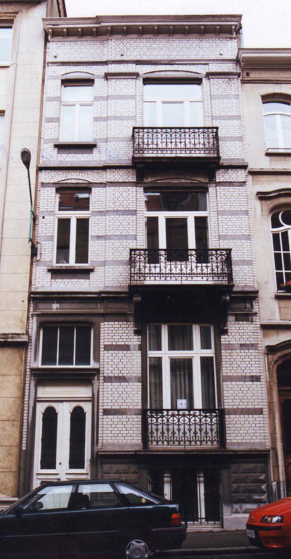 Rue André Fauchille 12., 2002