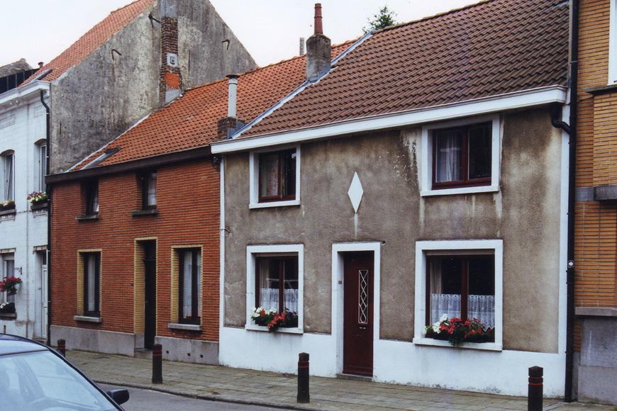 Rue François Gay 94 et 96., 2002