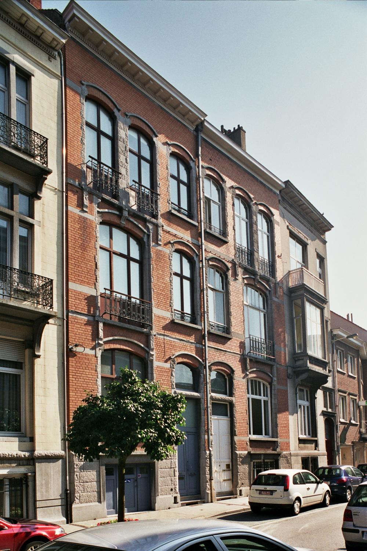 Rue François Gay 253, 255 et 257., 2005
