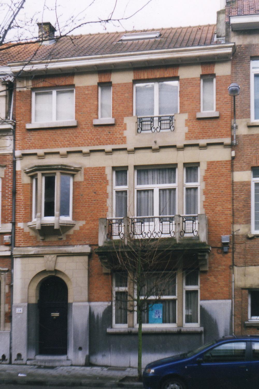 Louis Gribaumontlaan 38., 2002