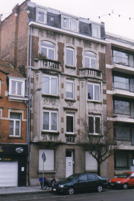 Avenue Louis Gribaumont 55., 2002