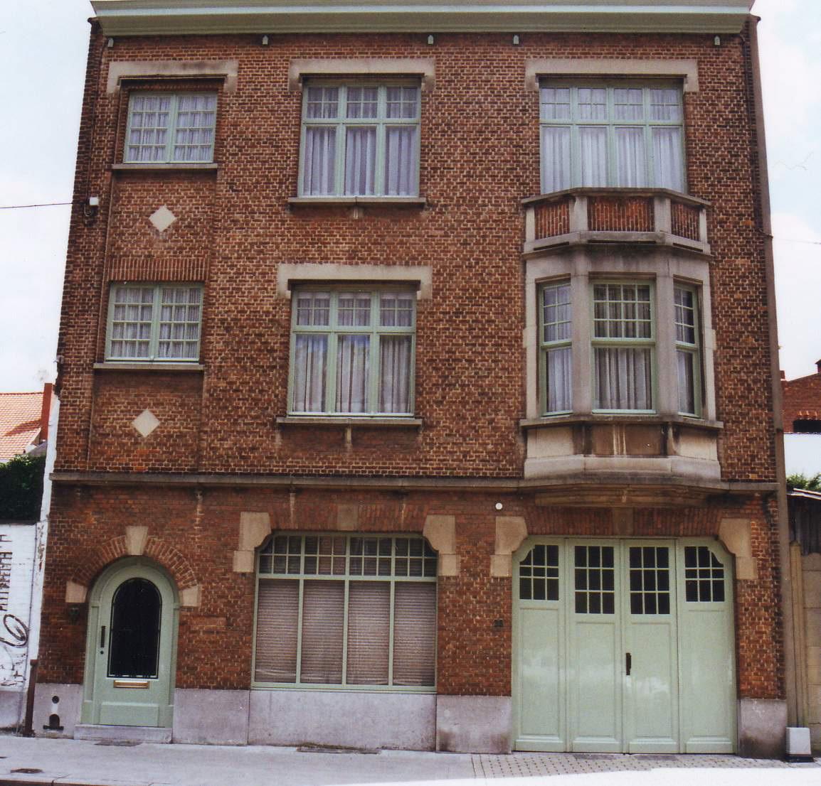 Rue Maurice Liétart 20-22., 2002