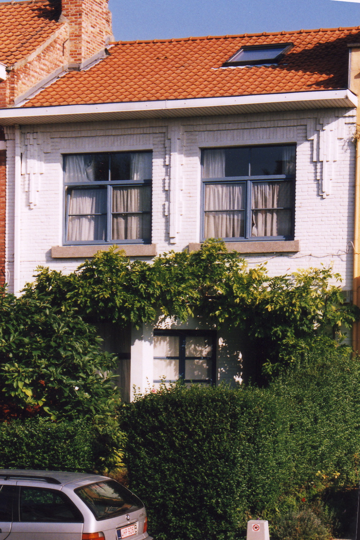Rue Martin Lindekens 51., 2002