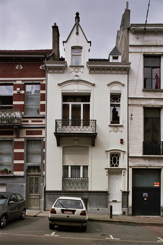 Rue Georges et Jacques Martin 10., 2005