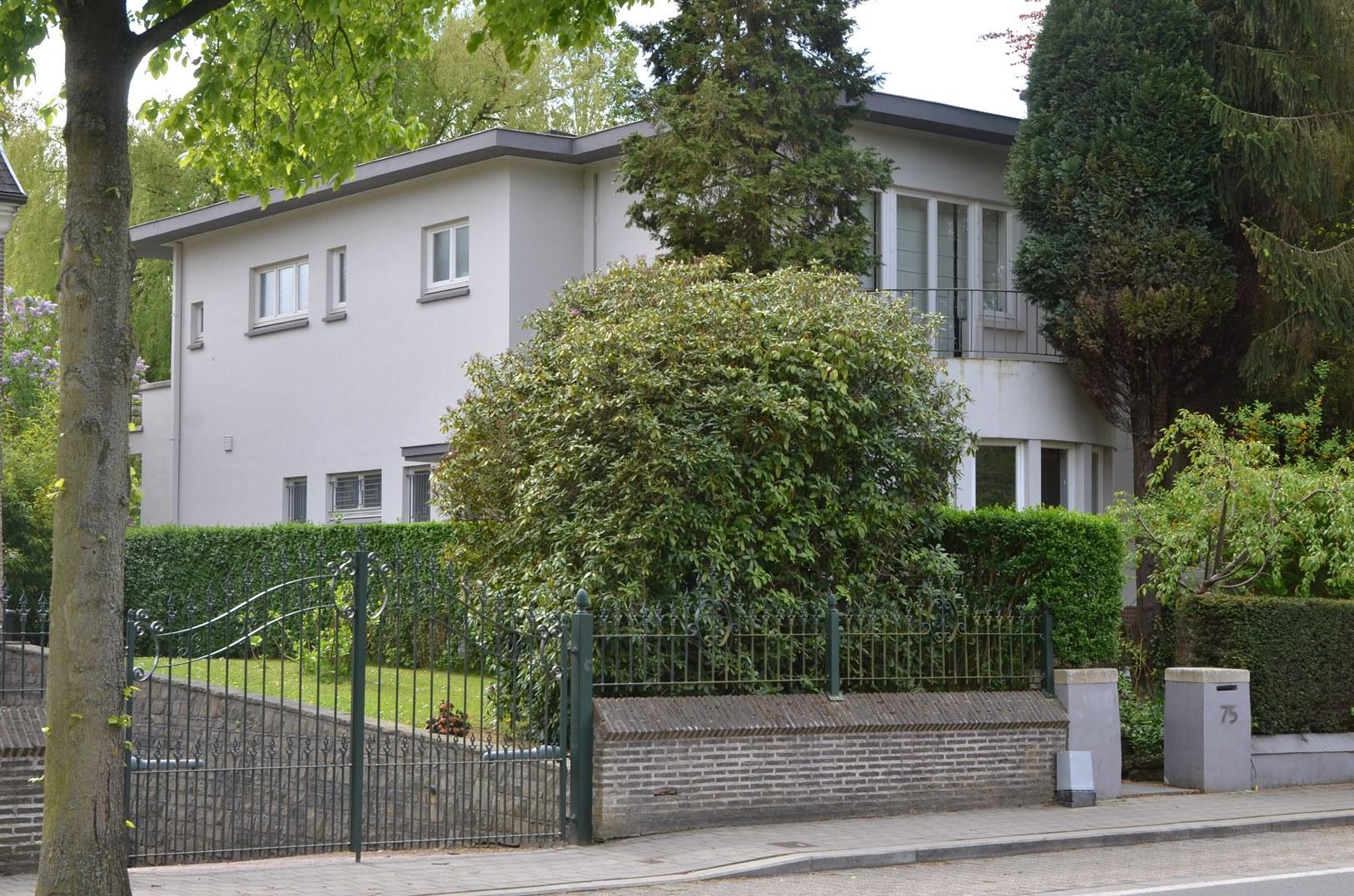 Avenue Orban 75, 2015
