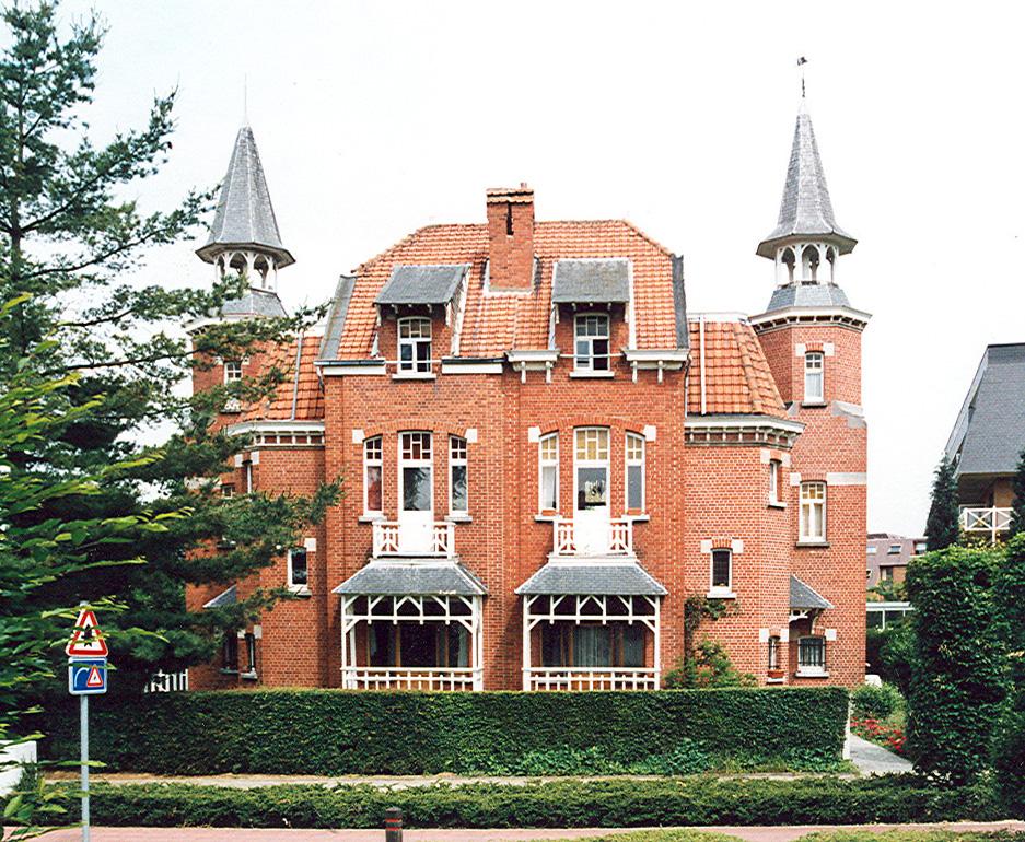Avenue Edmond Parmentier 120, 122, 2003