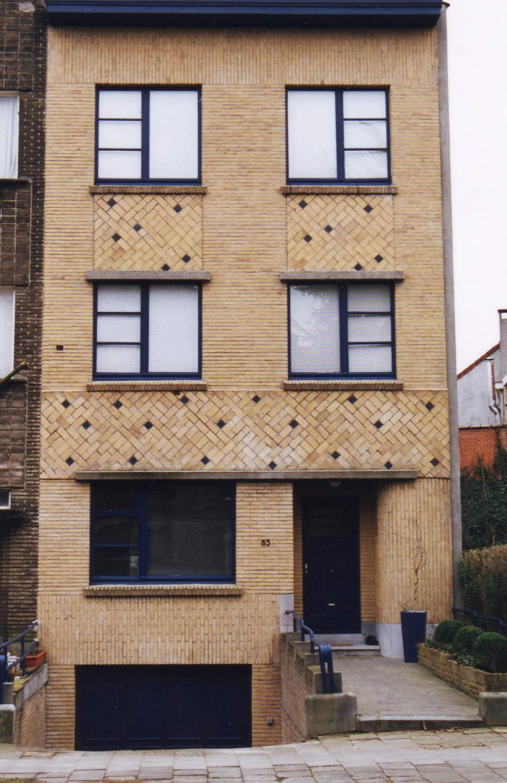 Avenue Nestor Plissart 85., 2003