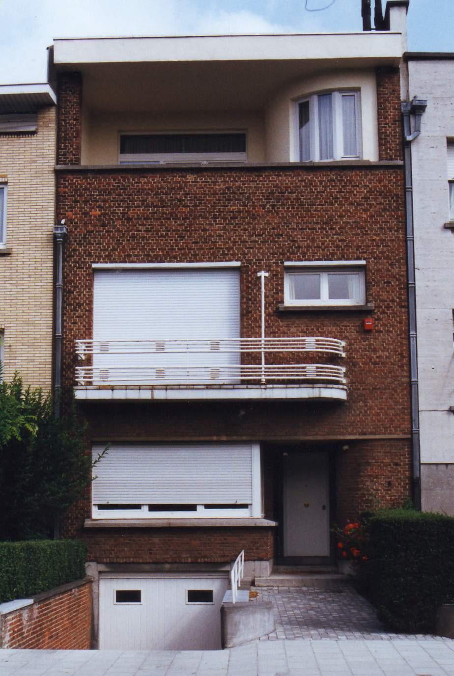 Avenue Nestor Plissart 88., 2002