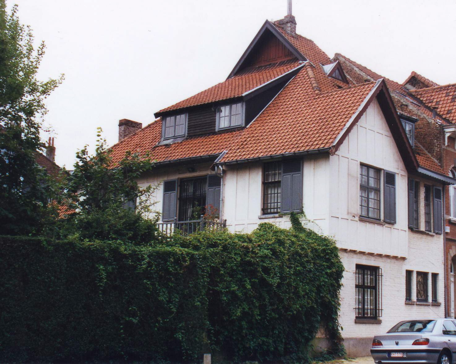 Avenue Nestor Plissart 100., 2002