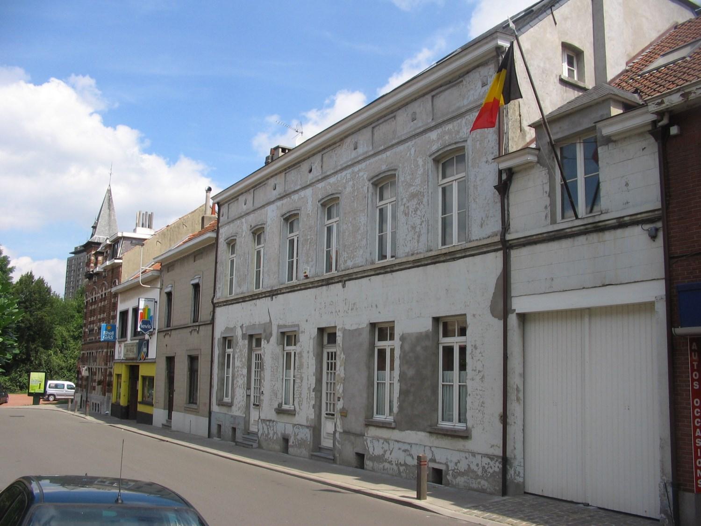 Rue de la Station 117-119-121, 2007