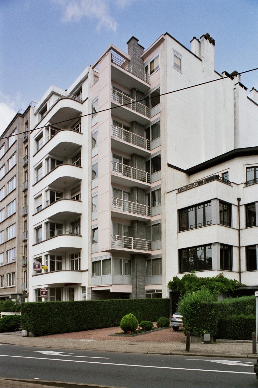 Avenue de Tervueren 208., 2005