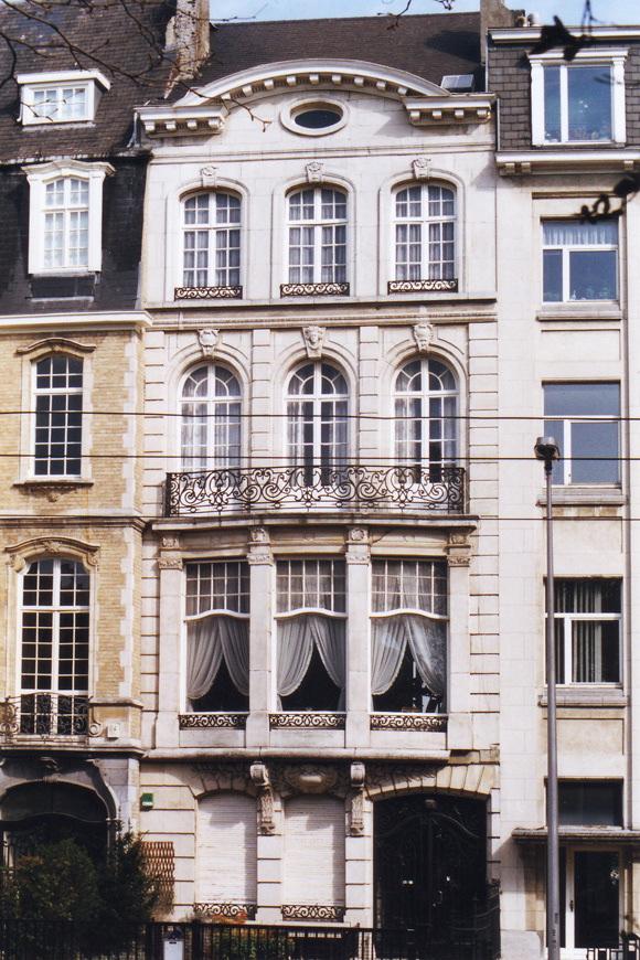 Avenue de Tervueren 214., 2003