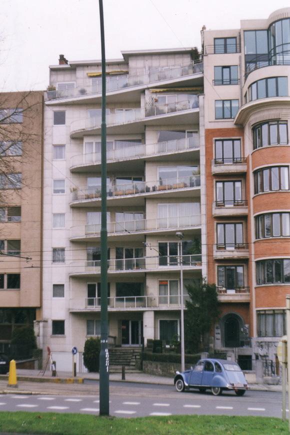 Tervurenlaan 240., 2002
