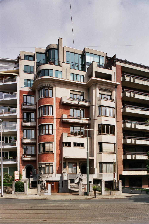 Avenue de Tervueren 242-242a., 2005