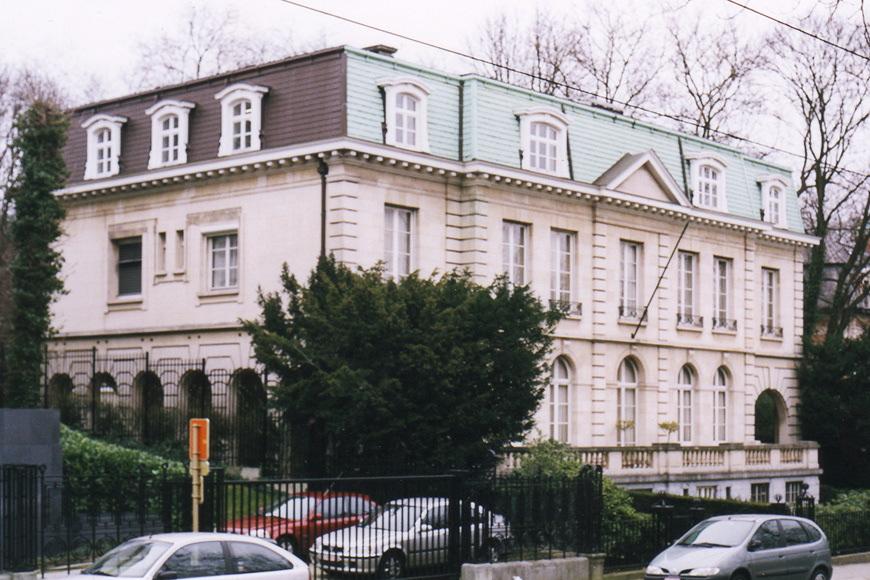 Avenue de Tervueren 286., 2002