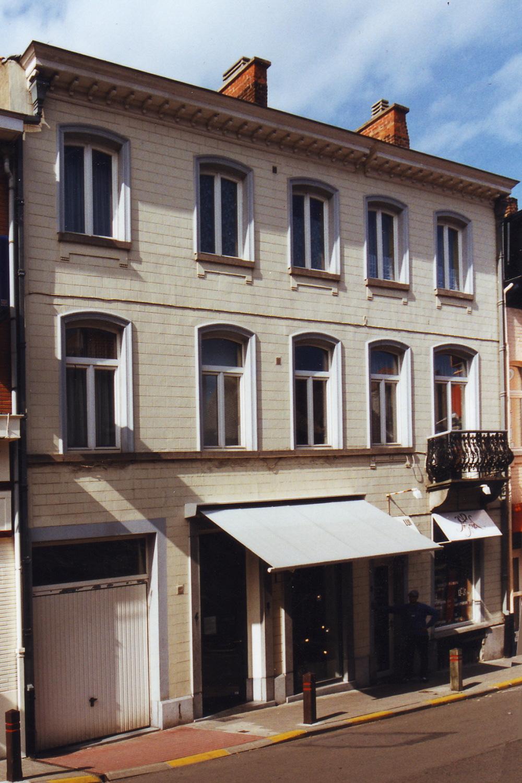 Rue Louis Thys 4-6 et 8., 2002