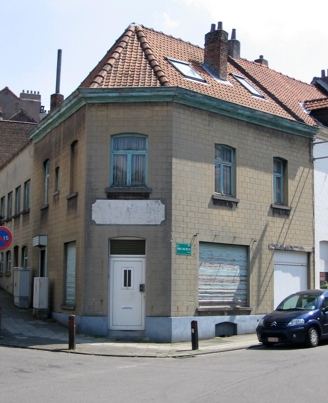 Rue Van Bever 42, 2008