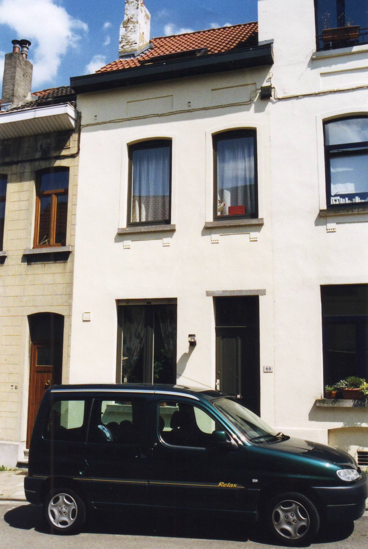Rue Van Bever 80, 2008