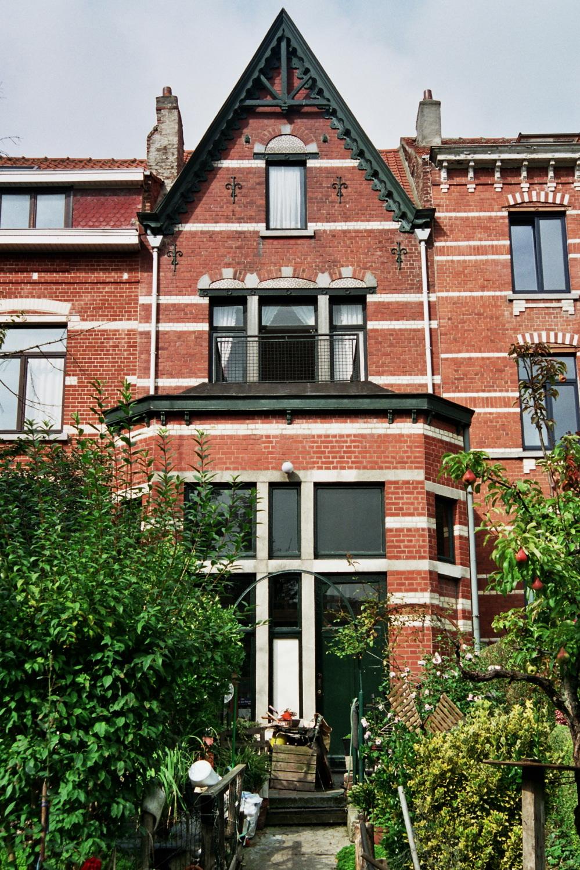 Rue Vandenhoven 90., 2005