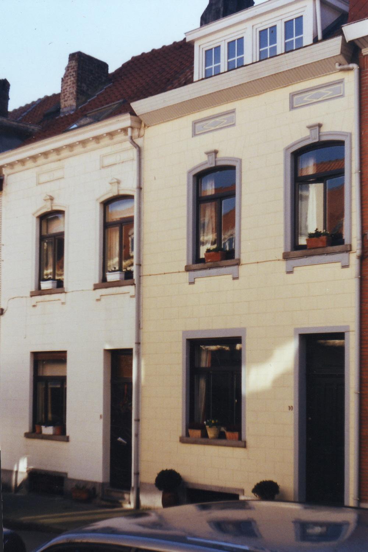 Rue Jean Wellens 8 et 10., 2002
