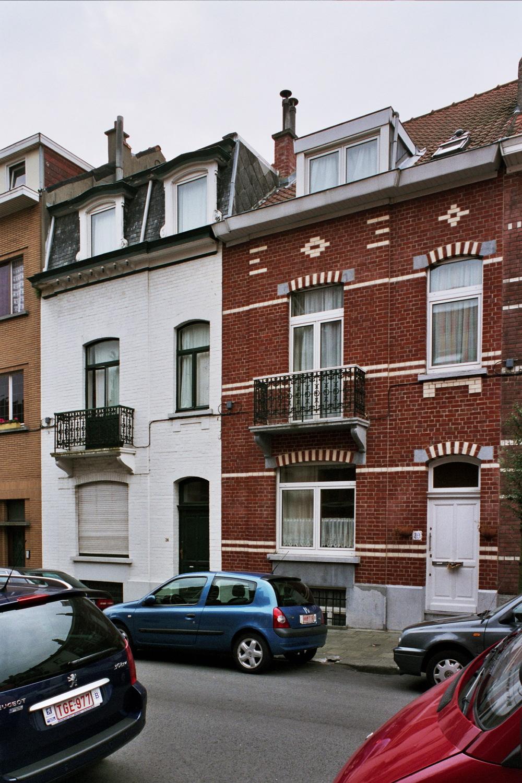 Rue Jean Wellens 26 et 28., 2005