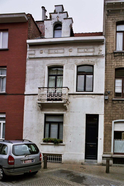 Rue Paul Wemaere 33., 2005