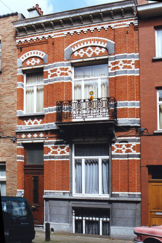 Rue Paul Wemaere 37., 2002