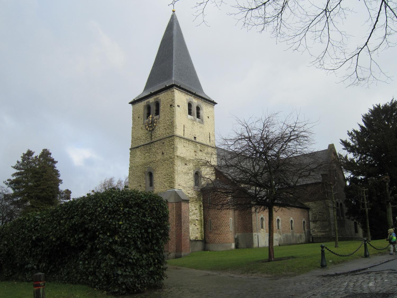 Bosrechterstraat, Sint-Clemenskerk, 2015