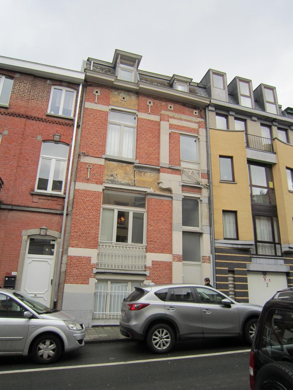 Rue Théophile Vander Elst 24, 2015