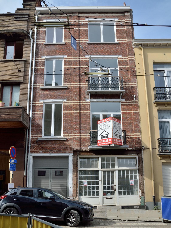 Chaussée d'Alsemberg 897, 2017