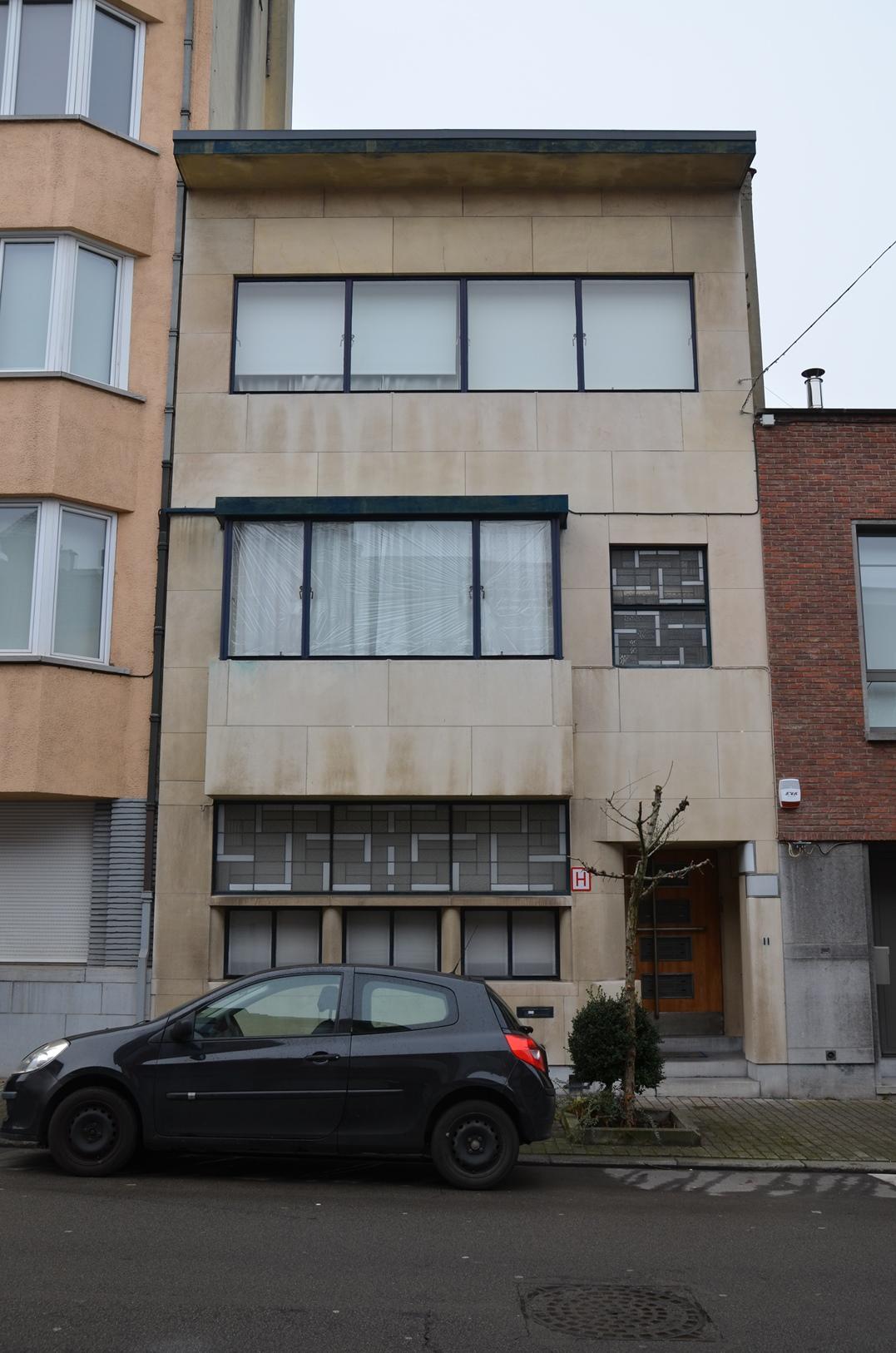 Rue Dodonée 11