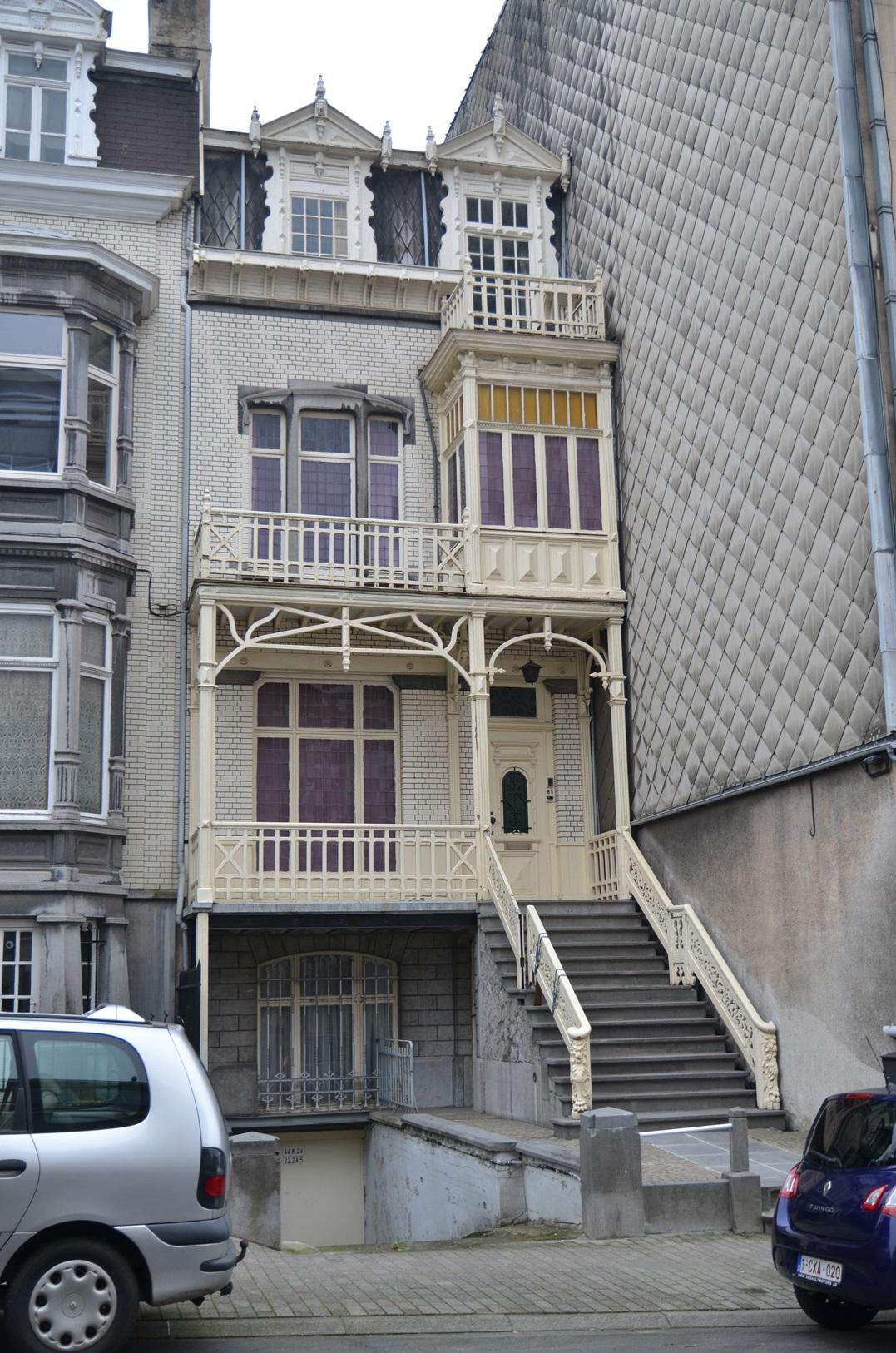 Rue Dodonée 85