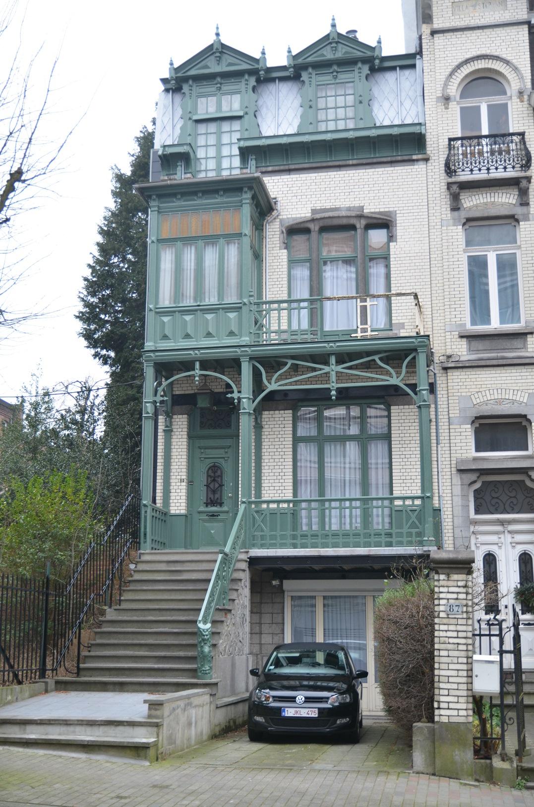 Rue Dodonée 89