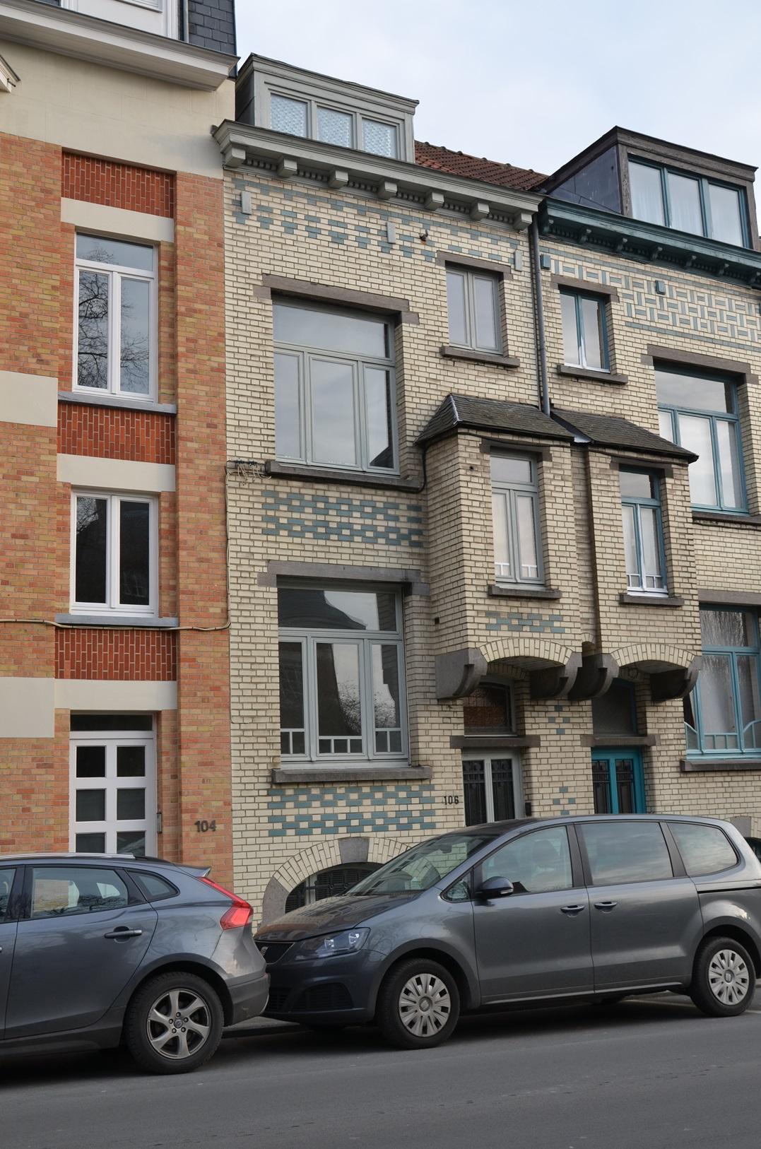 Rue Edith Cavell 106