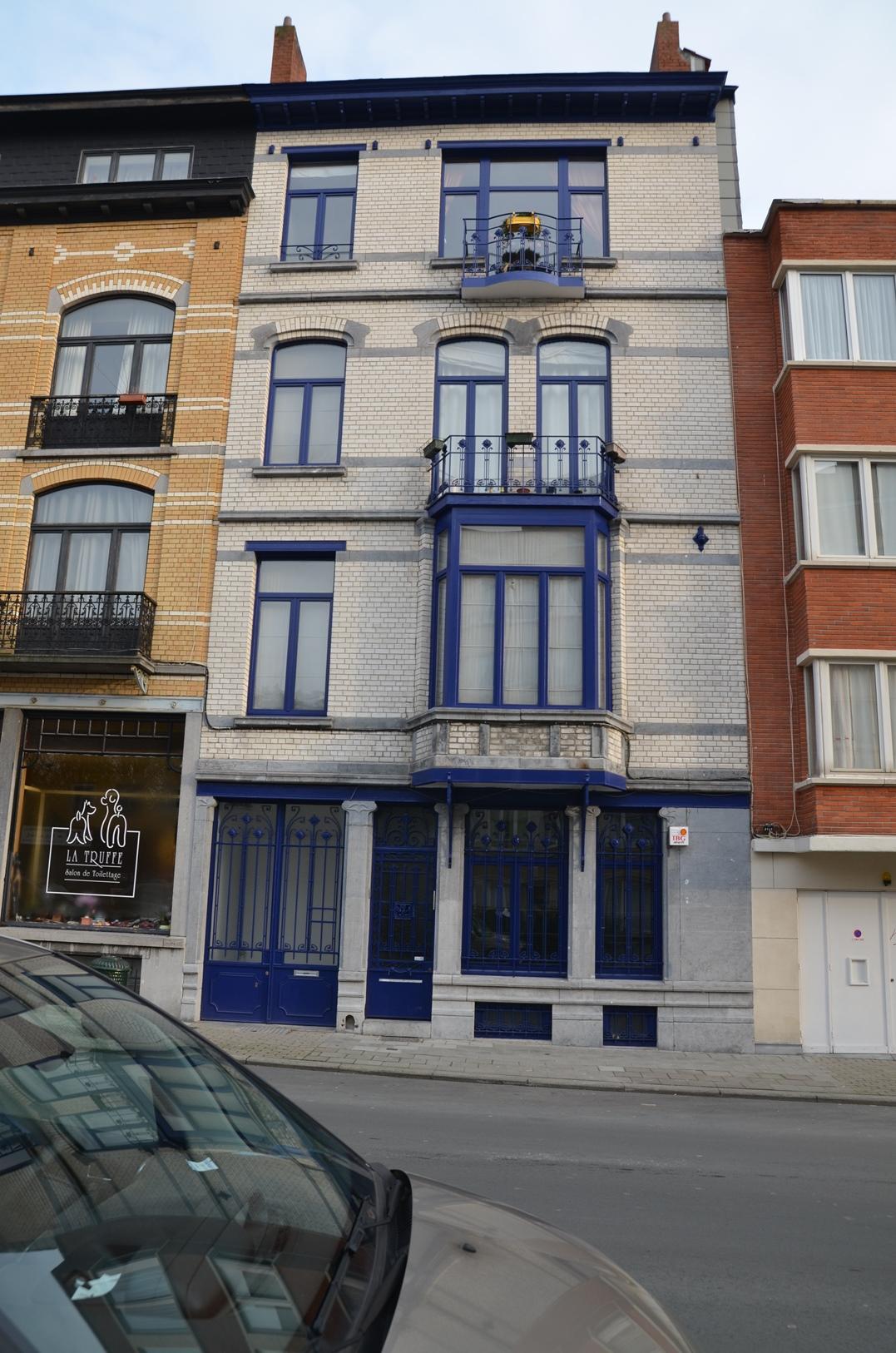 Rue Edith Cavell 124