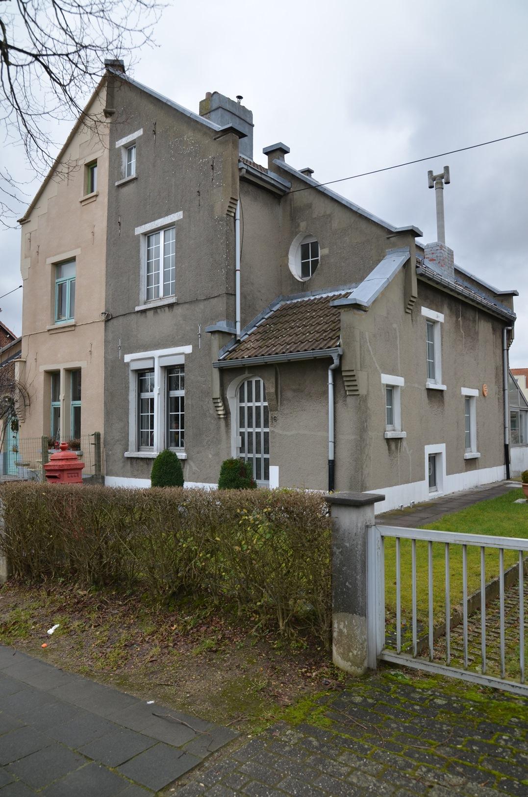 Rue Edouard Michiels 16