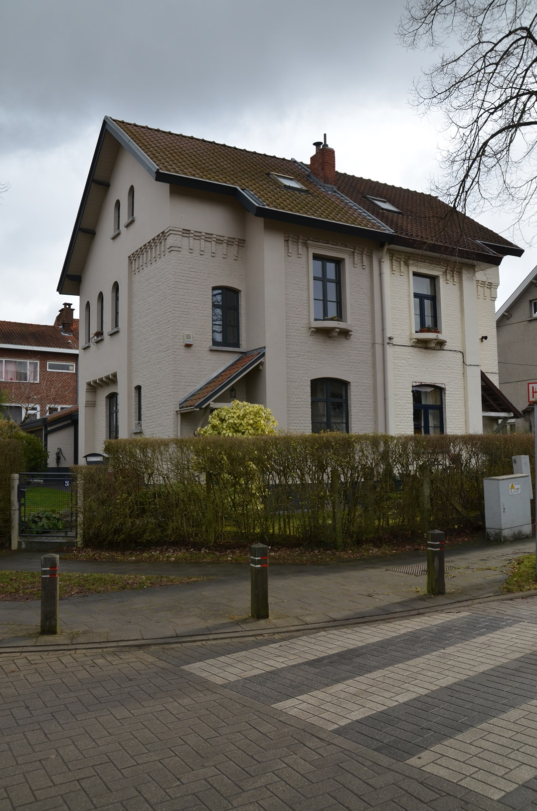 Rue Edouard Michiels 26