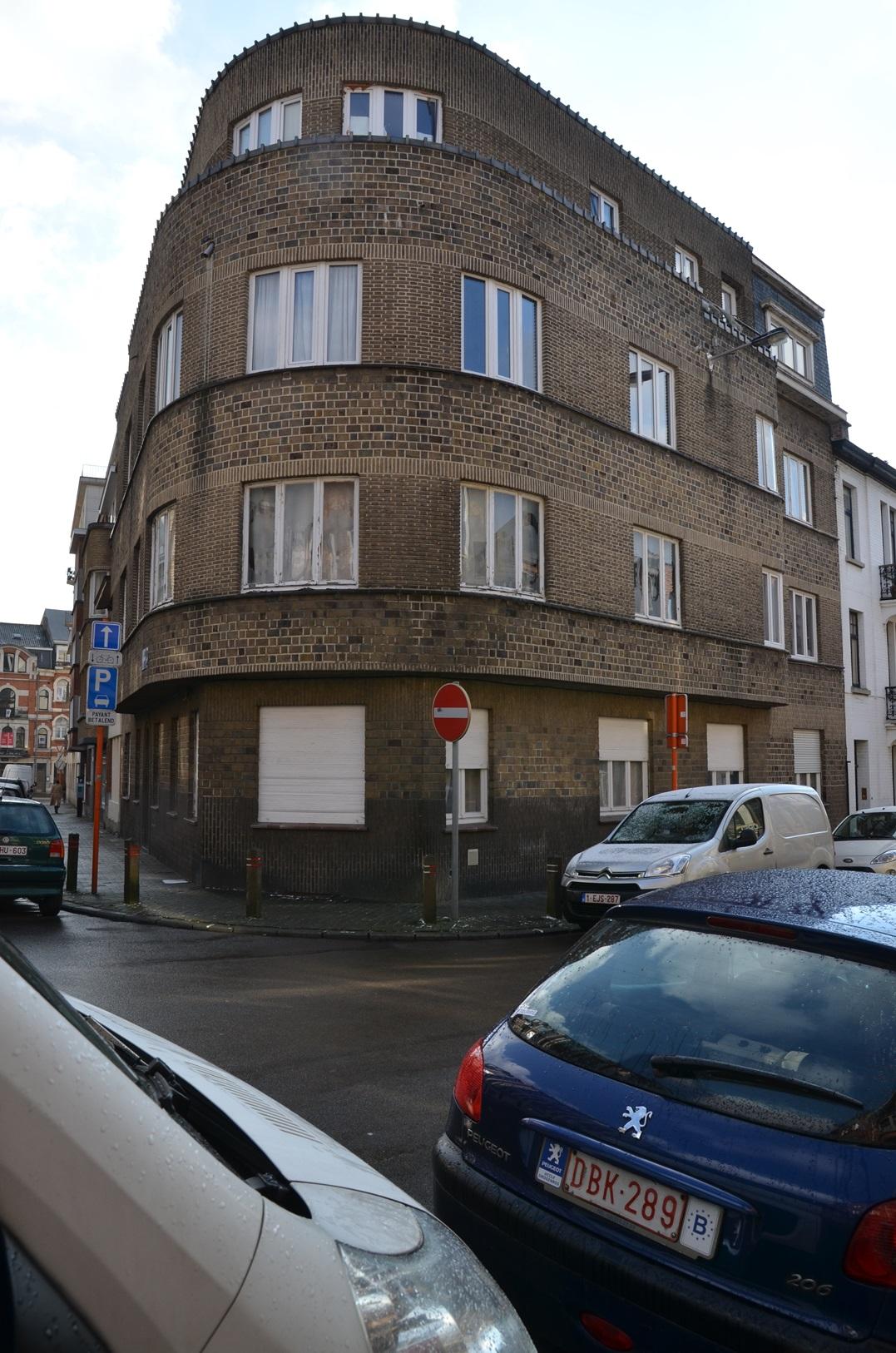 Rue de la Fourragère 1