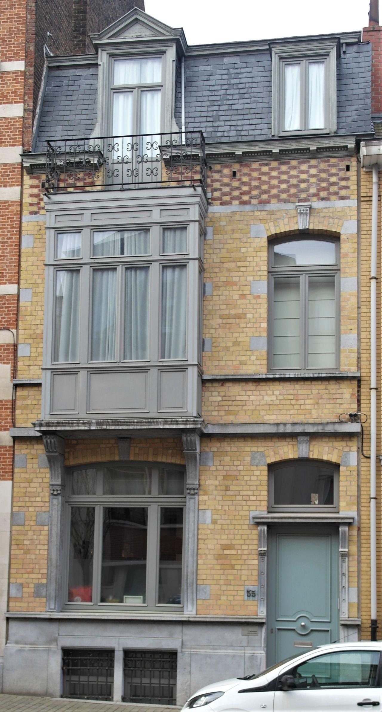 Rue Général Lotz 55, 2019