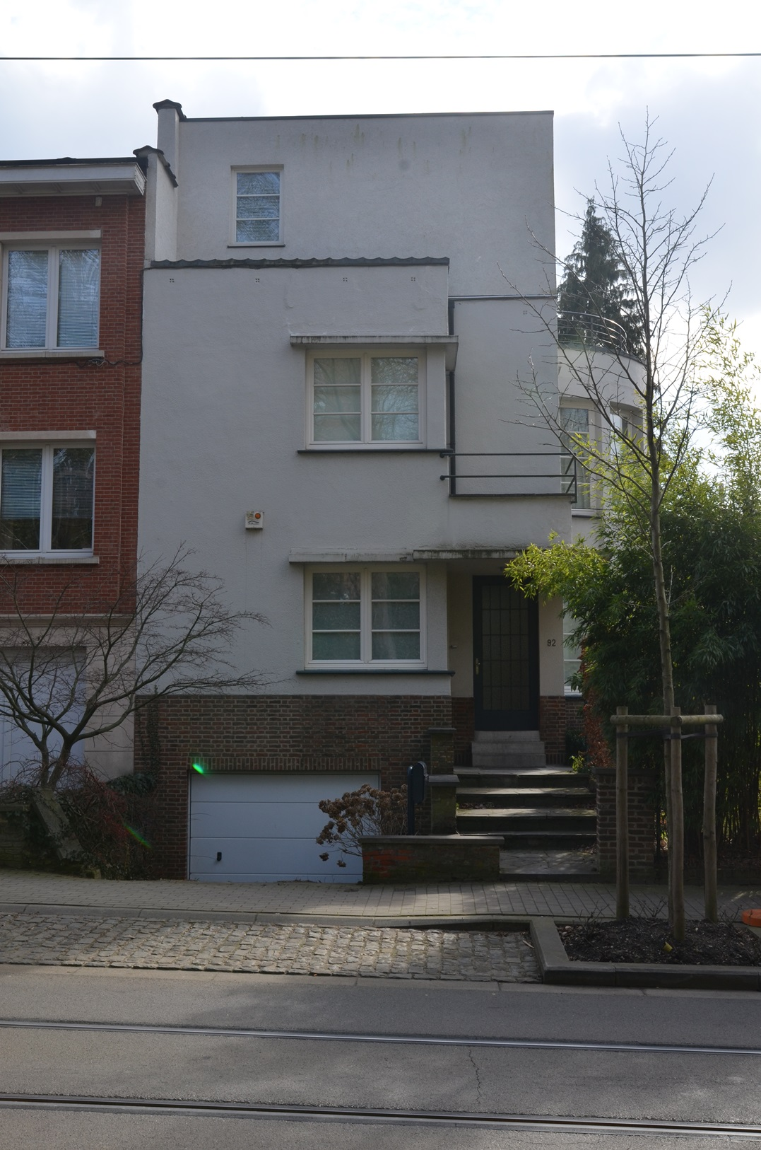 Avenue Jean et Pierre Carsoel 92