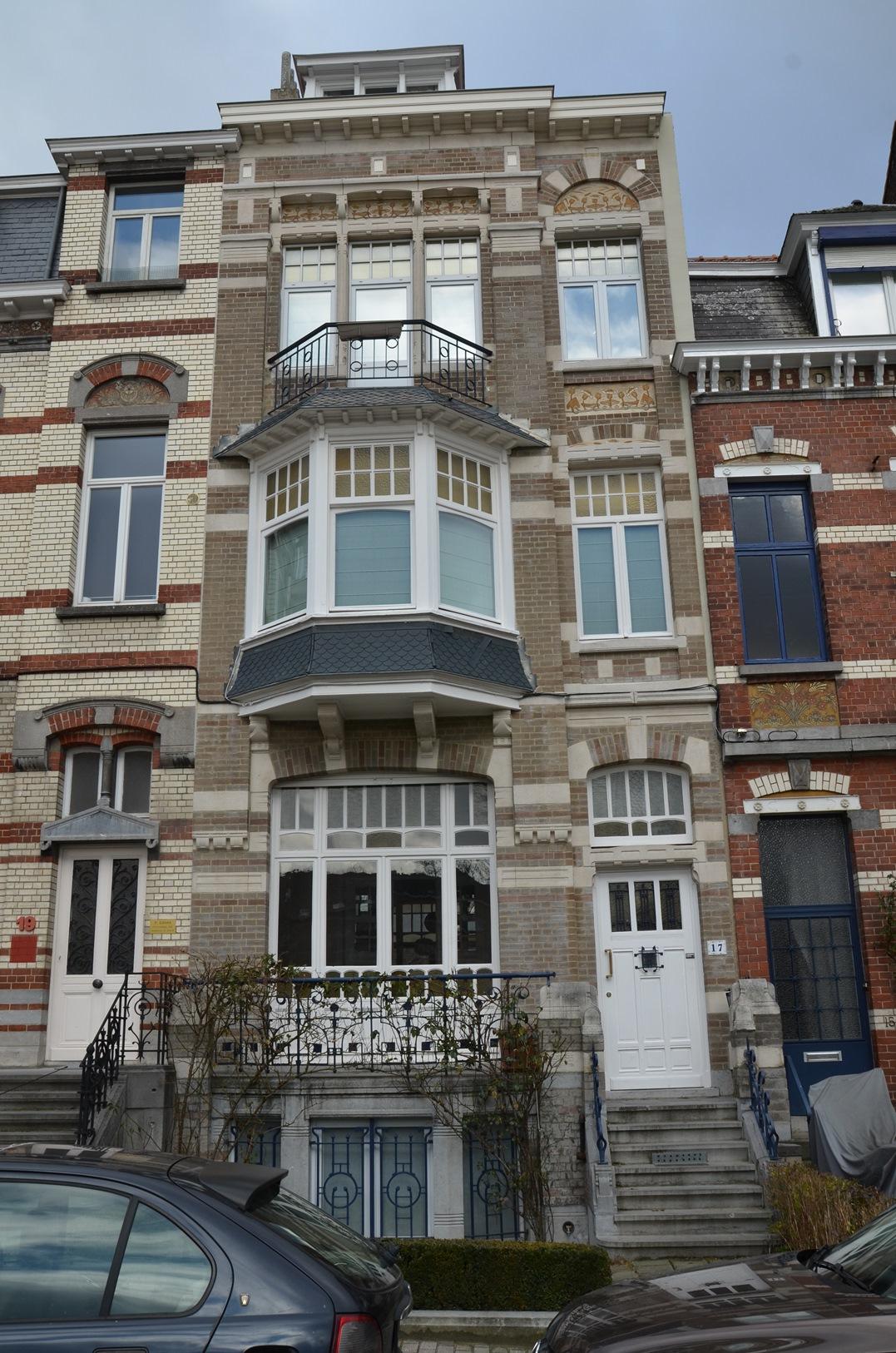 Place Jean Vander Elst 17