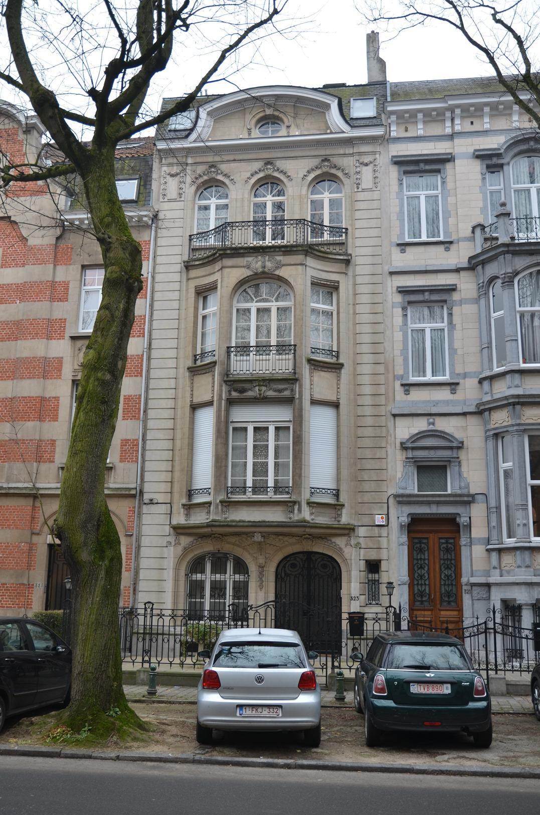 Avenue Molière 323
