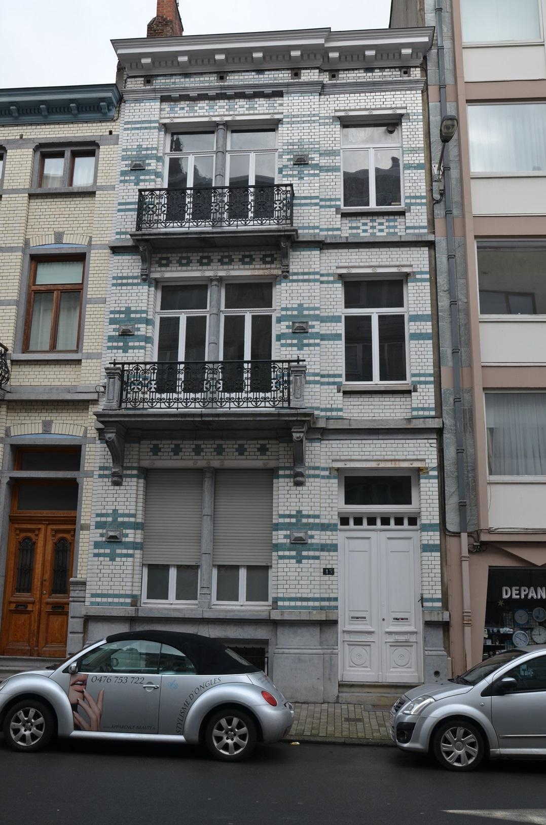 Avenue Montjoie 13