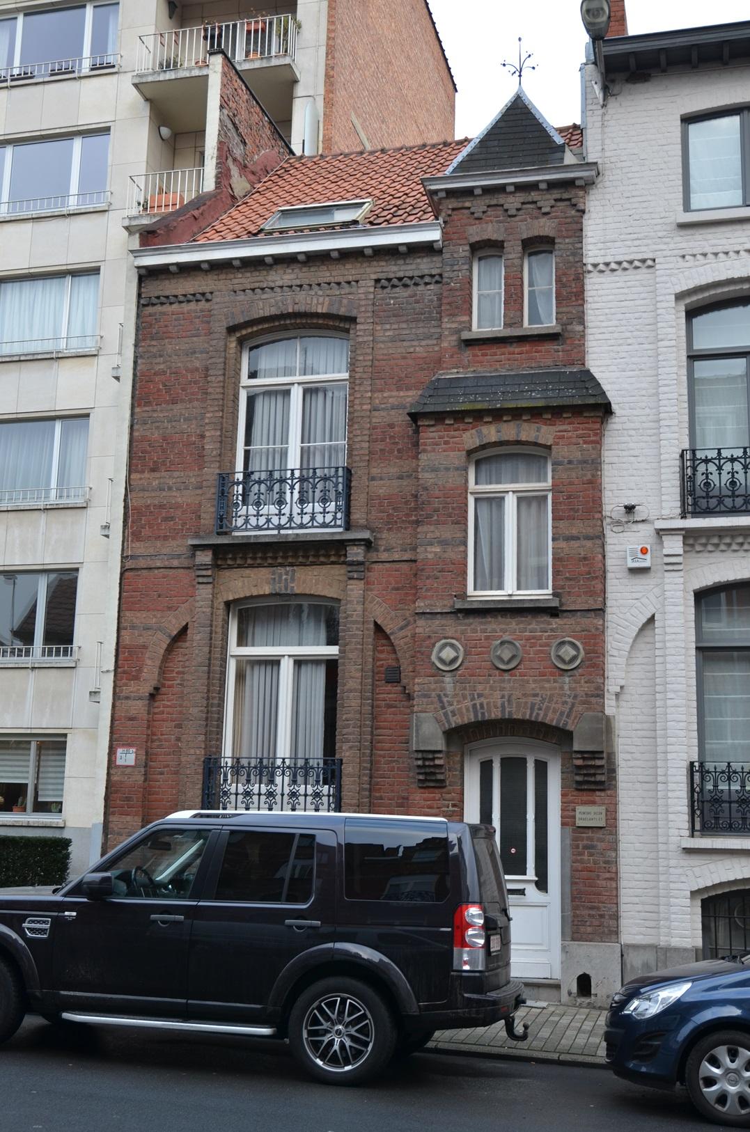 Avenue Montjoie 79