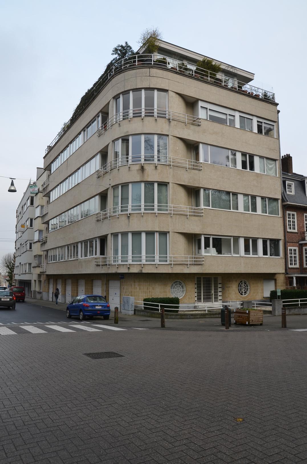 Avenue Montjoie 127