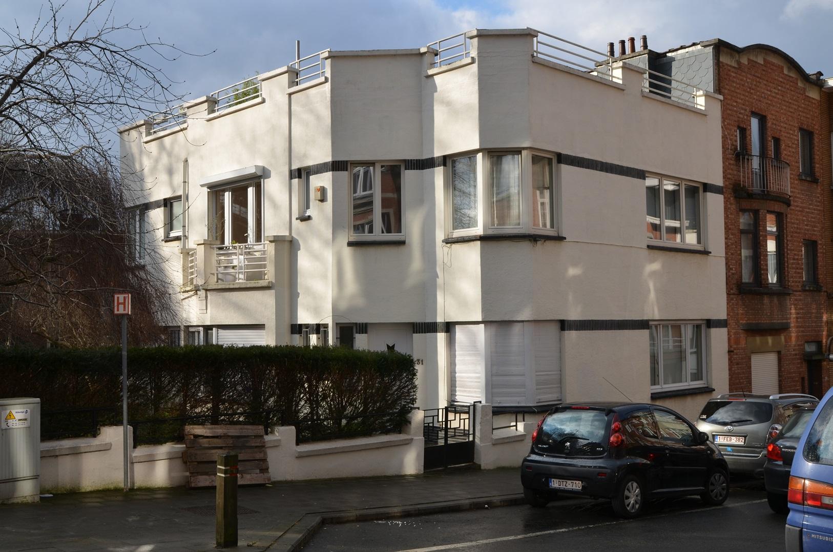 Rue Paul Hankar 31