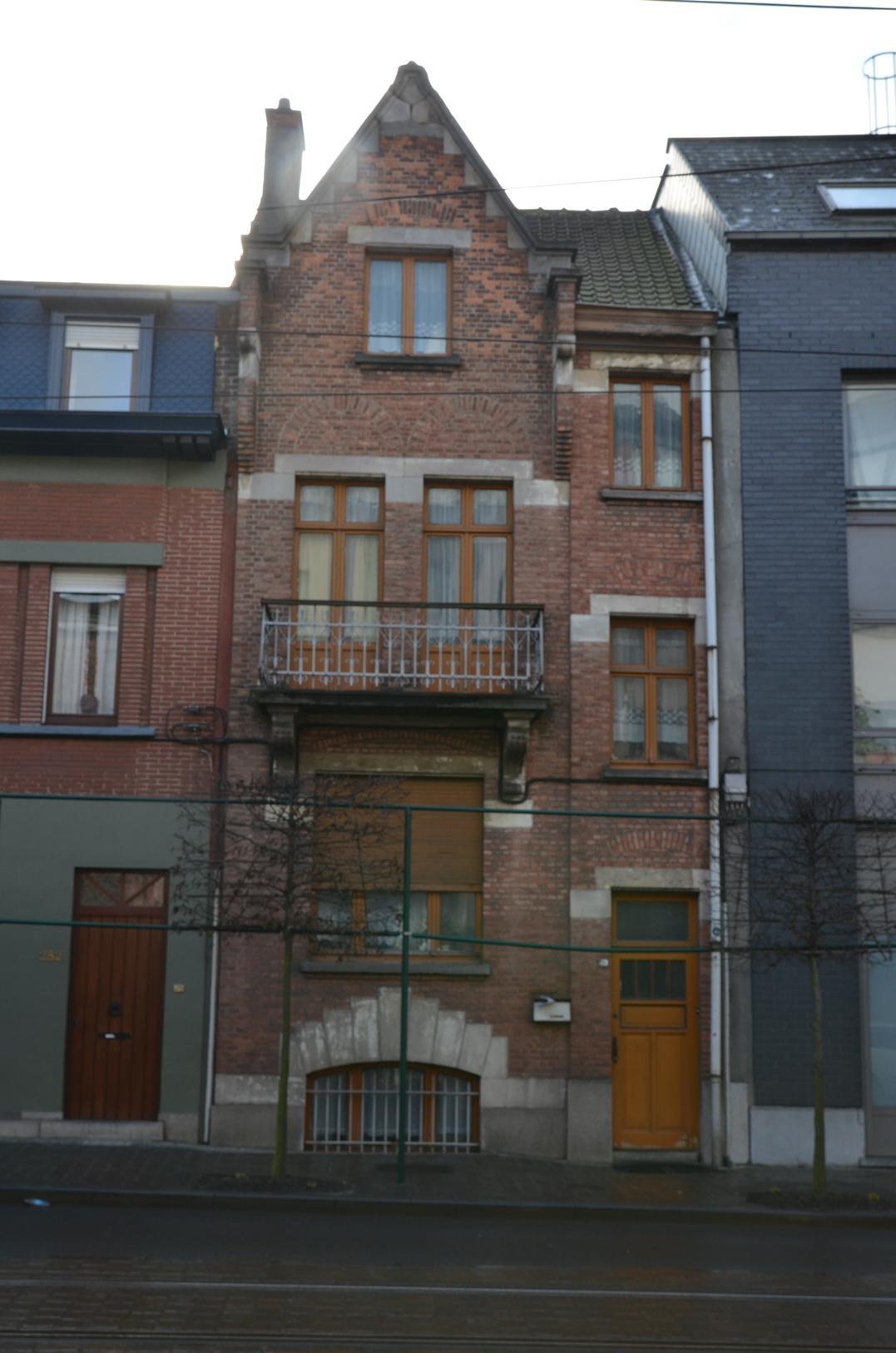 Rue de Stalle 284