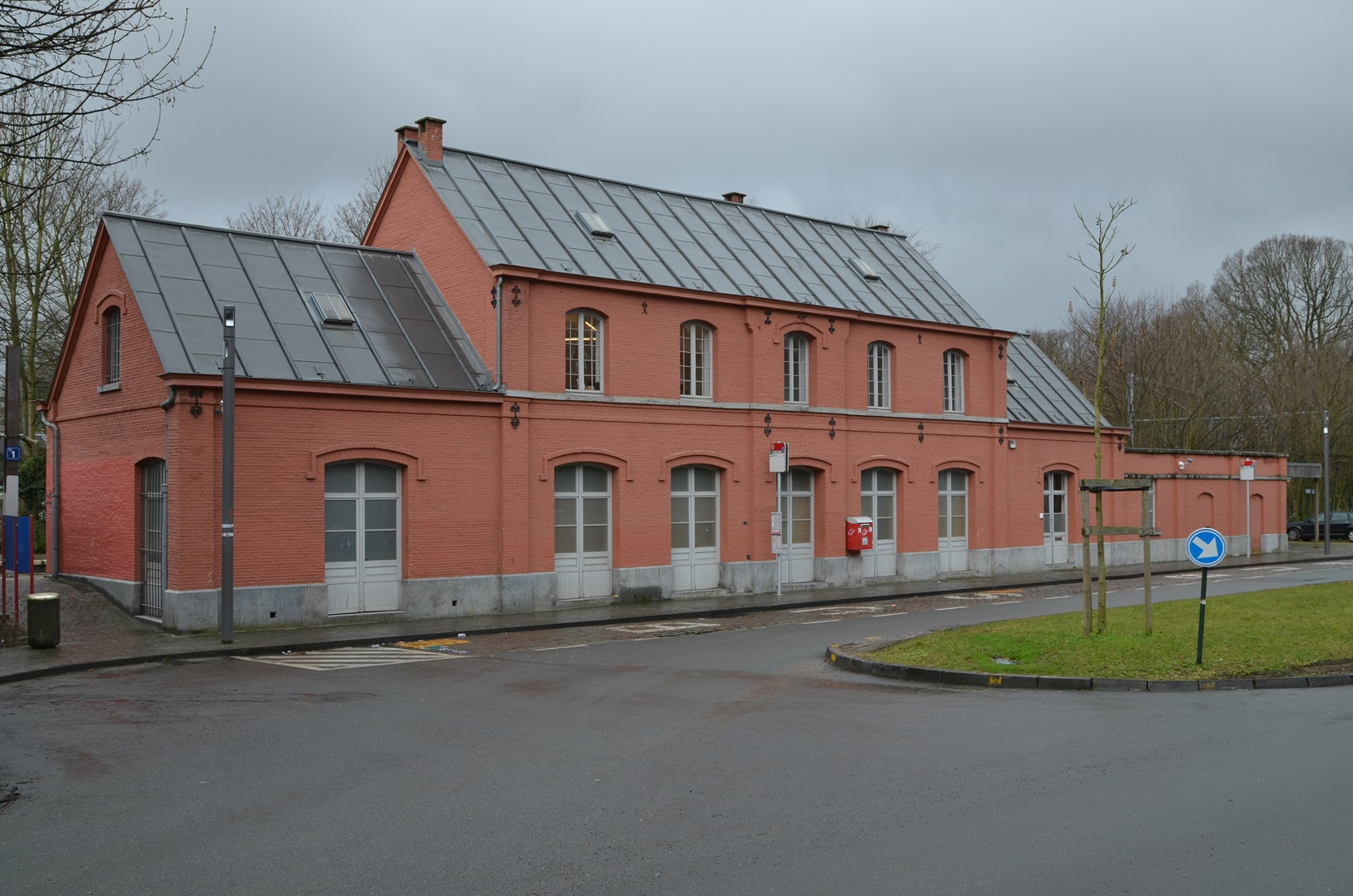 Gare d'Uccle-Stalle