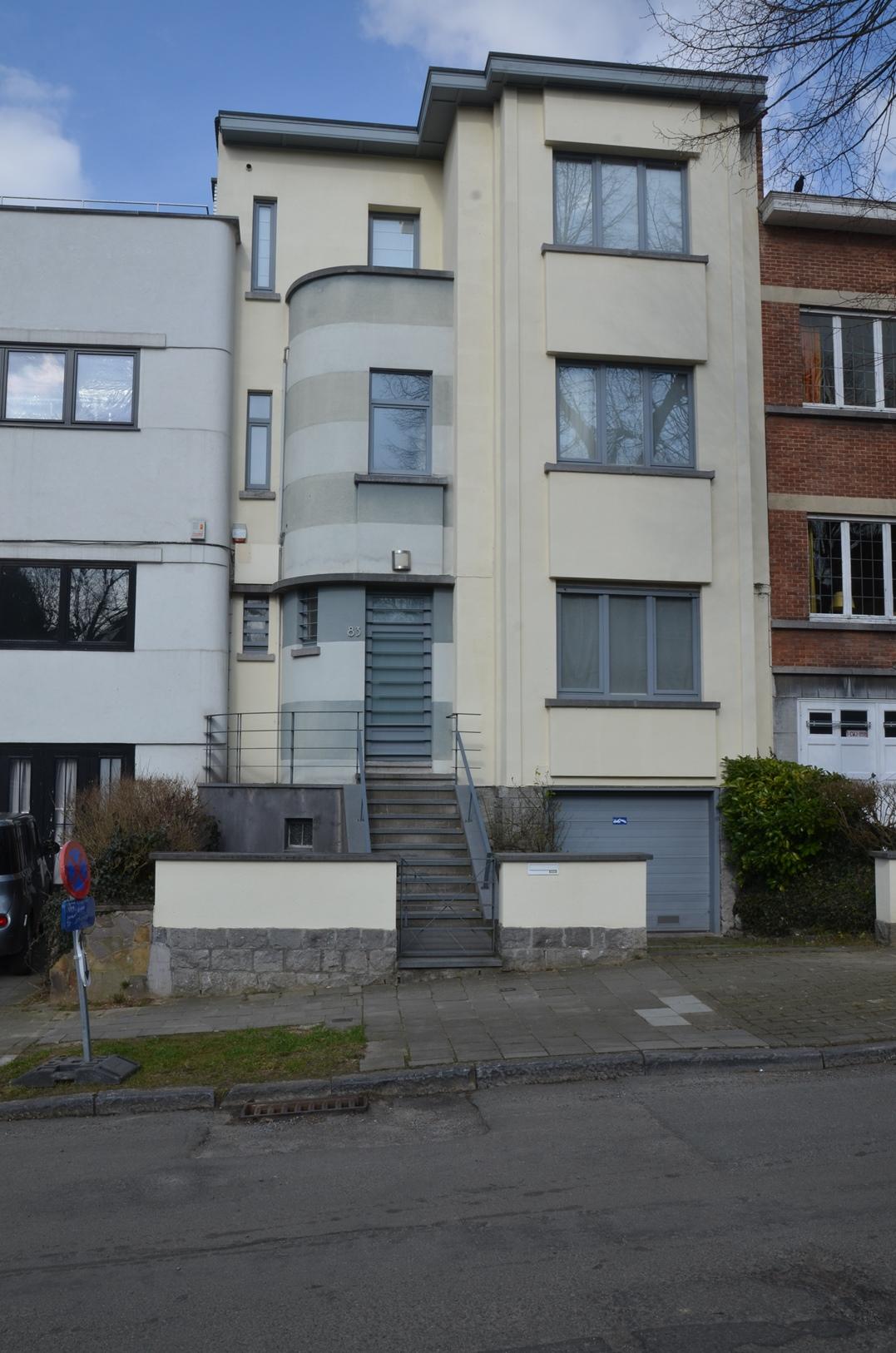 Avenue Victor-Emmanuel III 83